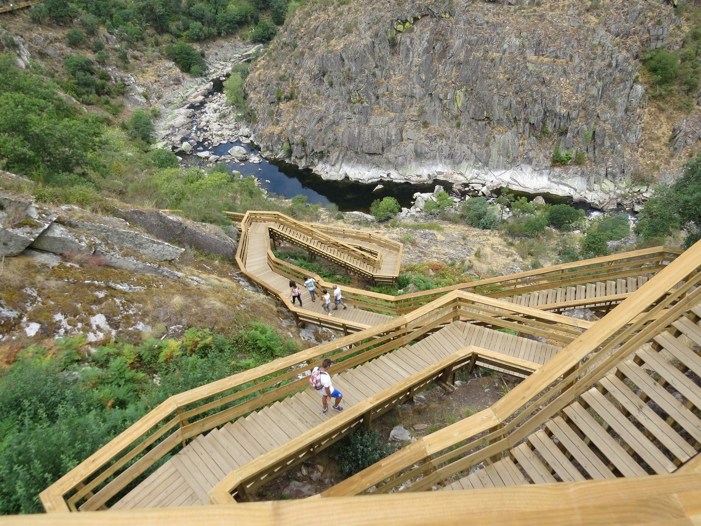 Paiva walkways